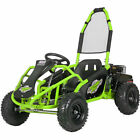 MotoTec Mud Monster Kids Gas Powered 98cc Go Kart Full Suspension - OK FOR CA
