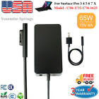 for Microsoft Surface Pro 3/4/5/6 Surface Book 1706 1625 AC Adapter Charger USA
