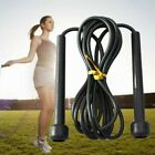1/2X Skipping Rope Nylon Adjustable Jump Boxing Fitness Speed Rope Training OFS