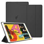 "For iPad 7th Generation 10.2"" 2019 Tablet Case Slim Leather Folio Smart Cover"