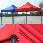 Garden Fabric Tent Canopy Top Cover Roof Gazebo Replacement 2x2m 3x3m 2x3m BBQ