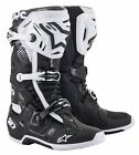 Alpinestars Tech 10 Mens MX Offroad Boots Black/White