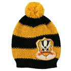 HUFFLEPUFF Harry Potter Toddler Super-Soft & Chunky Cable Knit Beanie (One Size)