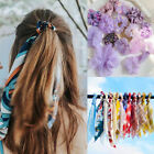 Oversize Size Organza Hair Ring Chiffon Scrunchie Elastic Rubber Band Hair Ties