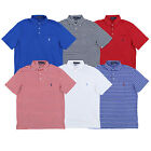 Polo Ralph Lauren Mens Interlock Polo Short Sleeve Pony Logo Collared New S M L