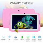 7'' Inch Kids Tablet PC Android 7.1 Dual Camera WiFi 8GB Kid Tablet Game Tablet