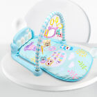 3 in 1 Baby Gym Play Mat Foot Pedal Piano Light Activity Fitness