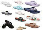 Women's CROCS Kadee ll Flip Sandals Black, Navy, Pink, Leopard ,Flamingo,& MORE