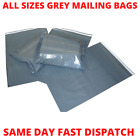 CHEAPEST STRONG ALL SIZE GREY MAILING BAGS POSTAGE POSTAL PARCEL SELF SEAL BAGS