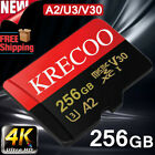 New 256GB Micro Memory Card Class10 High Capacity Card for Cell Phone Camera Car