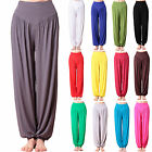 Indian Women Hippie Aladdin Yoga Ali Pants Gypsy Genie Baba Harem Trousers Baggy