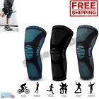 Knee Brace Compression Sleeve Support Sport Joint Injury Pain Relief Arthritis