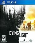 DYING LIGHT PS4! ZOMBIES, PREDATOR, SURVIVAL WALKING DEAD HORROR HALLOWEEN GAME!