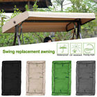 Replacement Canopy For Swing Seat 2 3 Seater Sizes Garden Hammock Cover Us