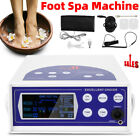 Foot Spa Machine Ionic Detox Cell Cleanse LCD Display with Array  Wrist Strap