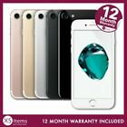 Apple Iphone 7 - 32gb/128gb/256gb - All Colours Unlocked/ee Various Grades A1778