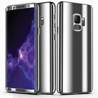 For Samsung S9+ S8 S7 Edge Note 8 Case 360 Full Hard Cover with Screen Protector