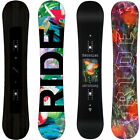 Ride Saturday Damen Snowboard all Mountain Freestyle Freeride 2018-2020 New