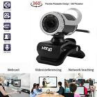 USB Computer Camera PC Laptop HD Webcam Camera with Microphone Video Skype Zoom