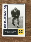 University of MICHIGAN WOLVERINES College Football Legends ** Pick a Card **