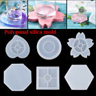 Handmade+Coaster+Crystal+Glue+Dropping+Tool+Teacup+Mat+Mold+Silicone+Molds+DIY
