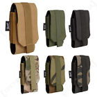 Brandit Polyester Molle Phone Cell Pouch Medium - Six Colours-New