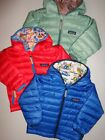 Patagonia Baby Reversible Down Sweater Hoody - 61371 - size 2T