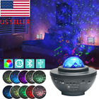 USB Bluetooth LED Starry Light Sky Galaxy Projector Ocean Wave Star Night Lamp