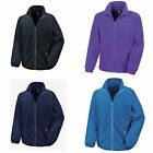 Result Mens Core Fashion Fit Outdoor Fleece Jacket BC912