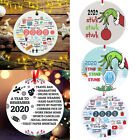 2020 A Year To Remember Pandemic Quarantine Christmas Ornament Xmas Family Gift