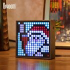 Divoom Timebox Evo Bluetooth Portable Speaker with Clock Alarm