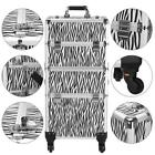 New Professional 3 In1 Makeup Case Bag Beauty Salon Large Organizer Trolley