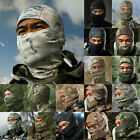 Camouflage Army Cycling Snow Ski Motorcycle Cap Balaclava Hats Full Face Mask US