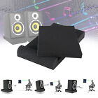 Studio Monitor Isolation Sponge Pads for Most Speakers Subwoofer Stands