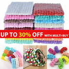 144pcs Mini Artificial Flowers Small Foam Roses Head Wedding Party Home Decor