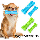 Massage Soft Silicone Dog Toothbrush Molar Stick Pet Chew Toy Grinding Teeth