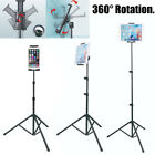 Foldable Height Adjustable Floor Tablet Tripod Stand Mount for iPad Mobile Phone