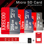 Best Hot Micro SD Card 256GB Class10 Memory Card with Adapter Phone Car Camera