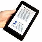 9+inch+eBook+Reader+Touch+Screen+With+PU+Case+WiFi+Smart+Android+4.1+Free+Bundle