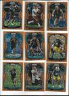2020 Panini Prizm Football Orange Disco Rookie Pick Player Complete Your Set Rc