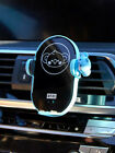 Line Friends BT21 Car Wireless Charge Cradle 7Characters Cell Phone BTS Music