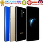 6gb+64gb Android 4g Smartphone Unlocked Mobile Phone 6'' 2 Sim 16mp Doogee Mix 2