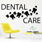 Removable Tooth Wall Stickers Home Furnishing Decoration Wall Sticker Decor Kids