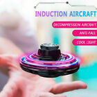 Mini Drone Smart UFO Aircraft Kids Flying Toys 360° RC Hand Control Xmas Gift UK
