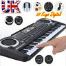 More images of 61 Keys Electronic Teaching Keyboard Digital Music Piano Instrument & Microphone