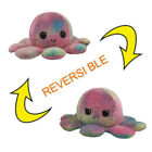 2021 Flip Reversible Octopus Double Sided Cute Plush Kids Toy Animal Funny Doll