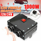 1000W 2 Hole Portable Car Vehicle Heating Heater Heater Defroster Demister p-