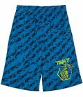 Nickelodeon Boys Tmnt Athletic Workout Shorts
