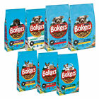 Bakers Adult Dry Dog Food, Puppy, Small, Senior dog Food - Chicken & Beef 2.85kg