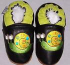 MOXIE HANDMADE LEATHER BABY SHOES SNAIL PICK YOUR SIZE